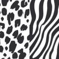 DELUXE VELVET PANTS - KOLORKY DELUXE VELVET PANTS Wild - P-WILD-L - Velikost L (8 - 13 kg)